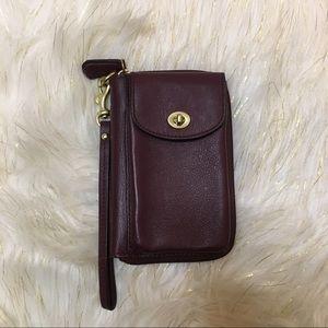 Coach vintage wallet 😍